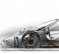 如何将T50超级跑车的重量保持在2,160磅