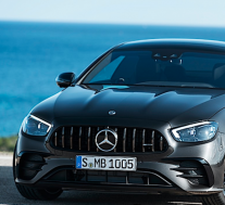 2021 Mercedes-AMG E53 Coupe和Cabrio崭露头角