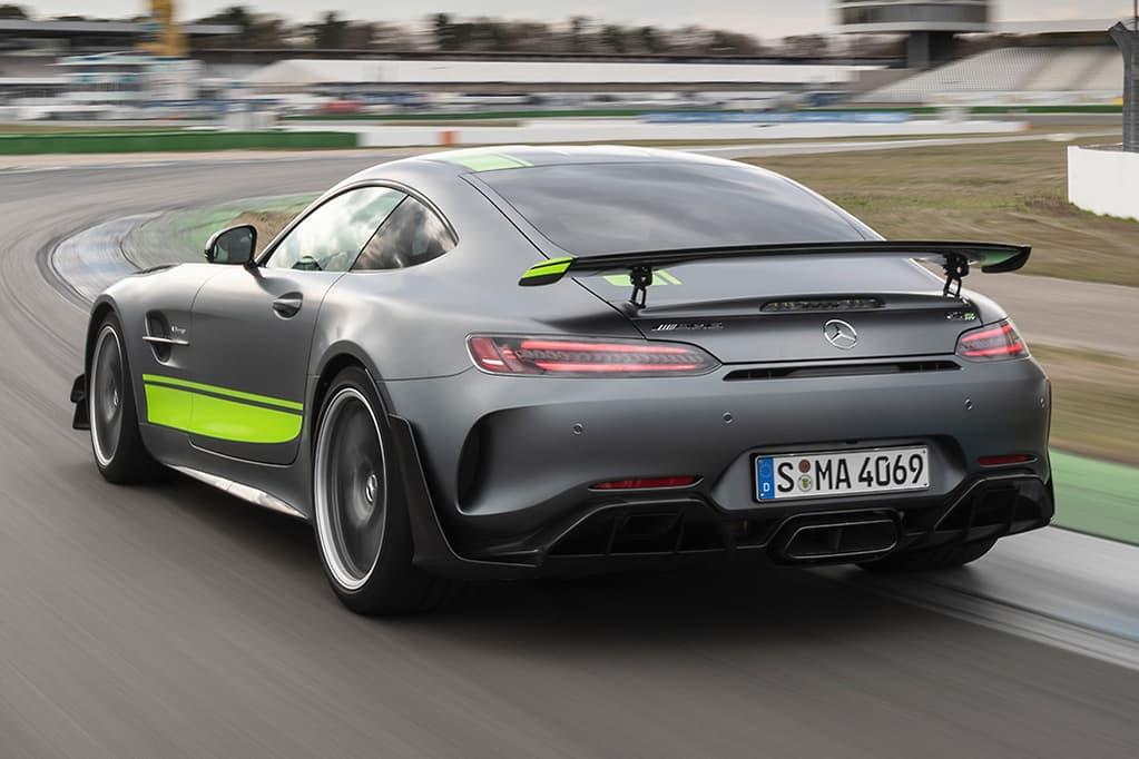 汽车资讯:奔驰AMG GT R PRO毕竟来了