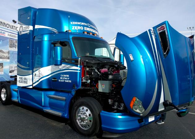 丰田与5家中国公司合作开发燃料电池