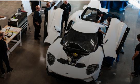 福特GT超级跑车背后的工程公司启动特殊车辆业务