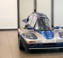 BMW K75变成三轮式是收藏家的作品