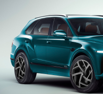 Bentley Bentayga是我们想要的SUV改款