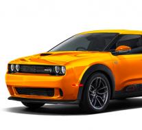 道奇挑战者迷你SUV福特野马替代品