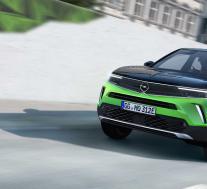 2021欧宝Mokka作为电动汽车亮相,外观犀利,变化巨大