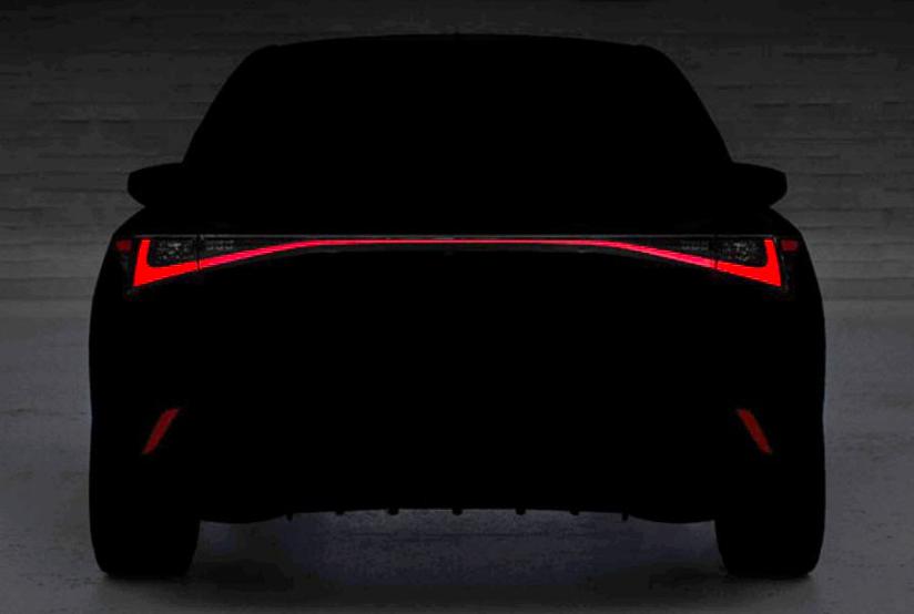 前浪汽车:2021年雷克萨斯IS 350首次亮相