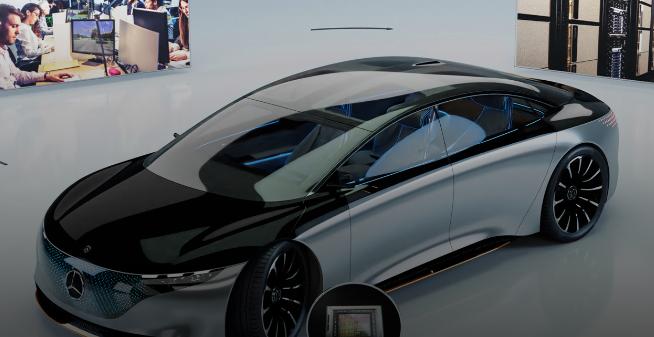 前浪汽车:梅赛德斯与Nvidia合作开发自动驾驶技术并计划升级系统