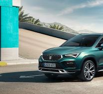 2021 SEAT Ateca配备了更多技术和外观经过了改进
