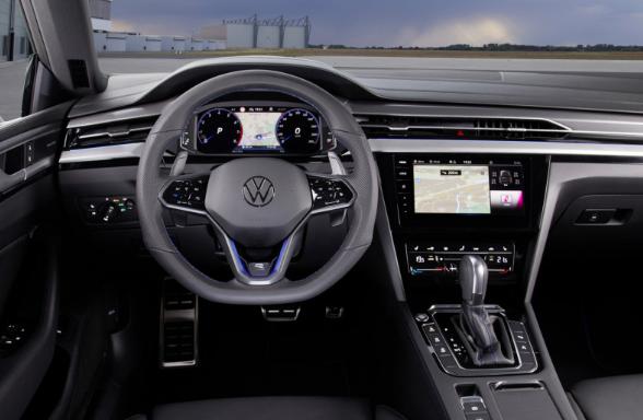 前浪汽车:2021年大众Arteon R配备316马力Turbo-4