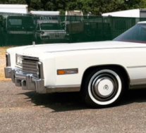 """凯迪拉克·埃尔多拉多(Cadillac Eldorado)的""""陆地游艇""""获得了现代化的渲染效果"""