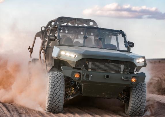 通用汽车赢得美国陆军价值2.14亿美元的科罗拉多ZR2步兵合同