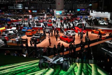 2021年日内瓦国际车展取消