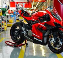 MotoGP-Fast Ducati Superleggera V4即将量产