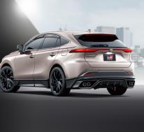 2021年丰田Venza在日本获得TRD车身套件