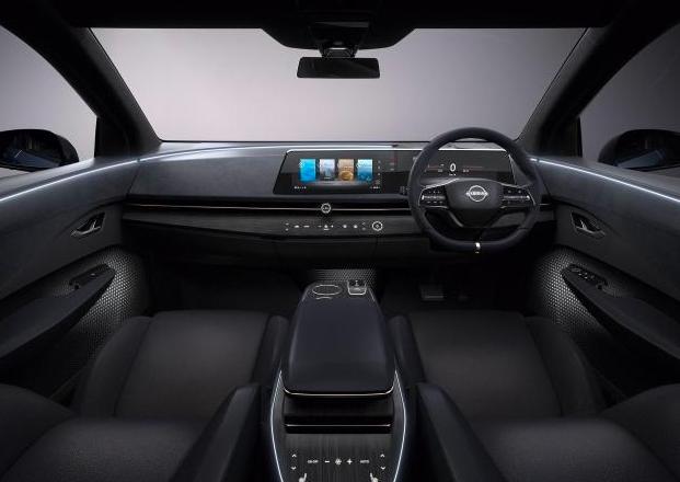 日产在7月15日揭晓Ariya电动SUV