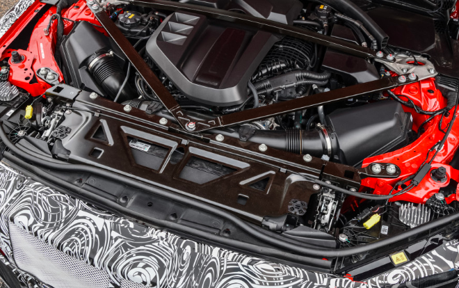 宝马M3和M4买家需要升级到竞赛规格才有自动档