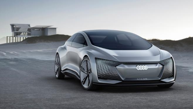 前浪汽车:奥迪Artemis科技公司的首款汽车是电动旗舰轿车