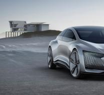 奥迪Artemis科技公司的首款汽车是电动旗舰轿车