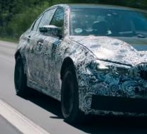 G80 BMW M3确认标准后轮驱动,可选M xDrive