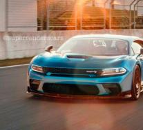 道奇Charger中置超级跑车是布加迪(Bugatti)换脸