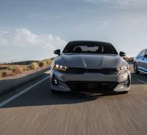 2021年起亚K5燃油经济性:组合时最高可达到32 MPG,AWD为29