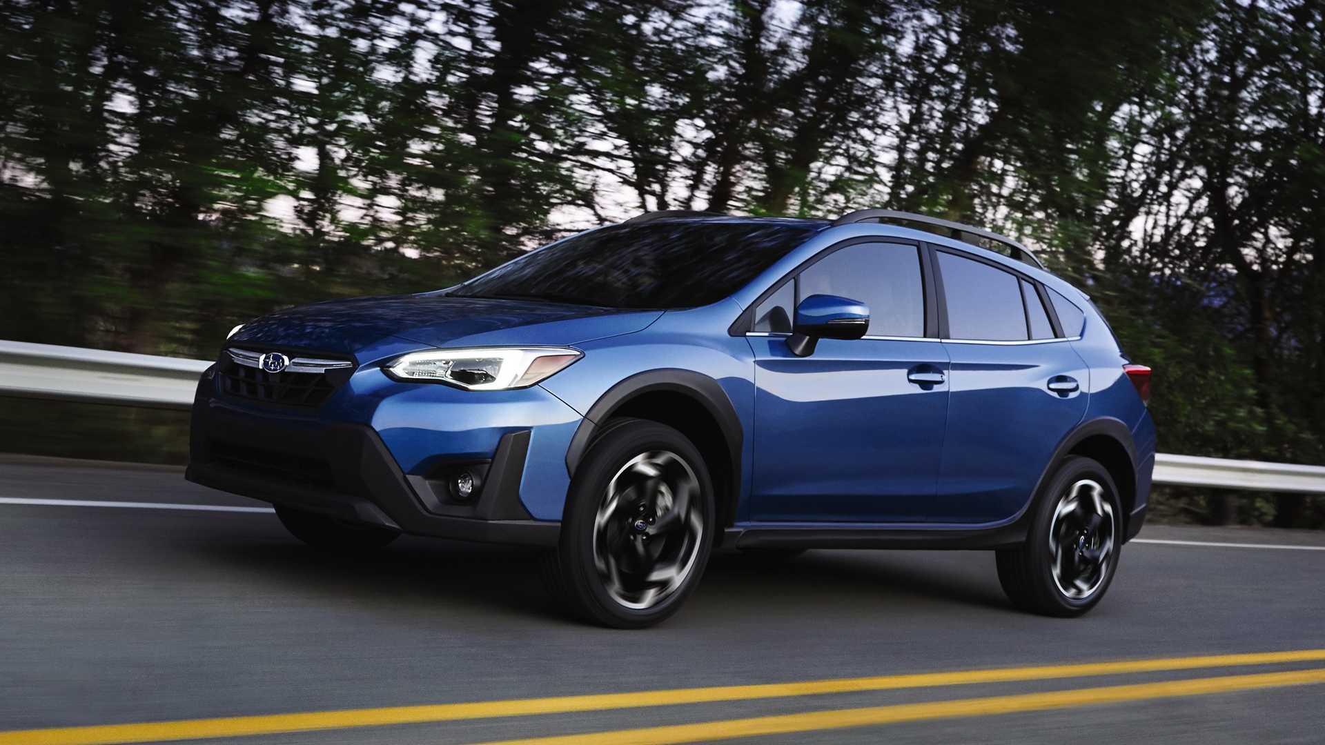 前浪汽车:2021年斯巴鲁Crosstrek的定价显示仅增加了100美元