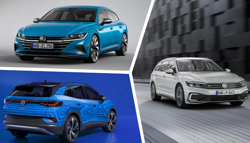 汽车新闻:欧洲大众ID.4将于2022年从德国的Emden工厂抵达