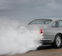 世界上最著名的汽车阿斯顿·马丁DB5