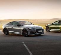 奥迪RS 4和RS 5的价格