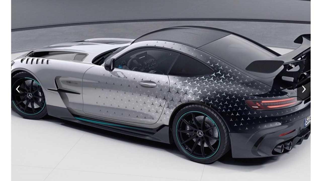 汽车资讯:梅赛德斯AMG GT黑色系列P一版仅适用于超级跑车买家