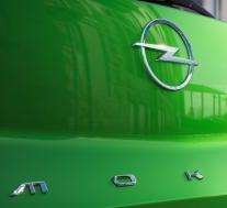 欧宝Vizor为新一代Mokka带来了更新的徽标