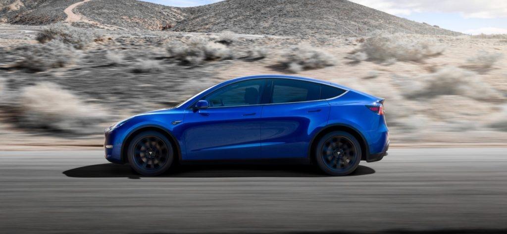 汽车资讯:特斯拉Model Y降价$ 3000