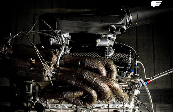 Gordon Murray的T50超级跑车的V-12达到8,000 rpm