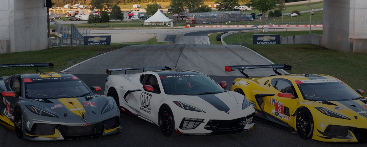 2021年雪佛兰Corvette Stingray R特别版