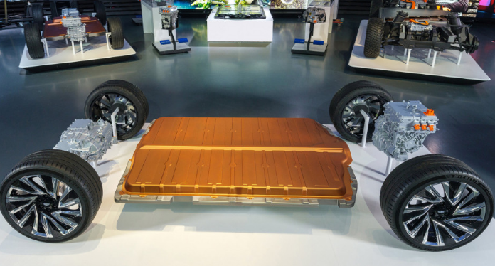 Lyriq跨界车首次作为凯迪拉克豪华电动汽车产品组合亮相