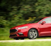 福特Fusion生产正式结束