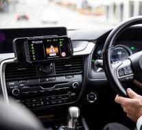 雷克萨斯引领互联汽车测试