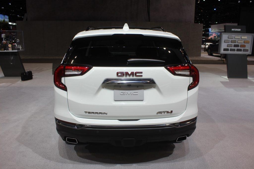 2020年8月GMC Terrain折扣总额超过7,000美元