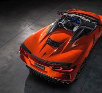 雪佛兰C8 Corvette现已在美国进行测试