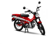 2021年本田迷你摩托车Trail 125