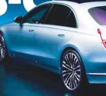 2021年梅赛德斯-奔驰S级获得重新设计