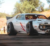"""普利茅斯GTX"""" Speed Racer""""看起来像F1肌肉车"""