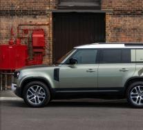 2021年路虎卫士在欧洲获得直列六缸柴油混合动力汽车