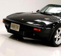 保时捷911 SC成为我们热爱黑色汽车的原因