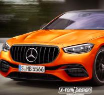 性能之王2021梅赛德斯-AMG S 63引起人们的注意