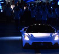 玛莎拉蒂旨在成为FCA-PSA与新超级跑车合并的皇冠上的明珠