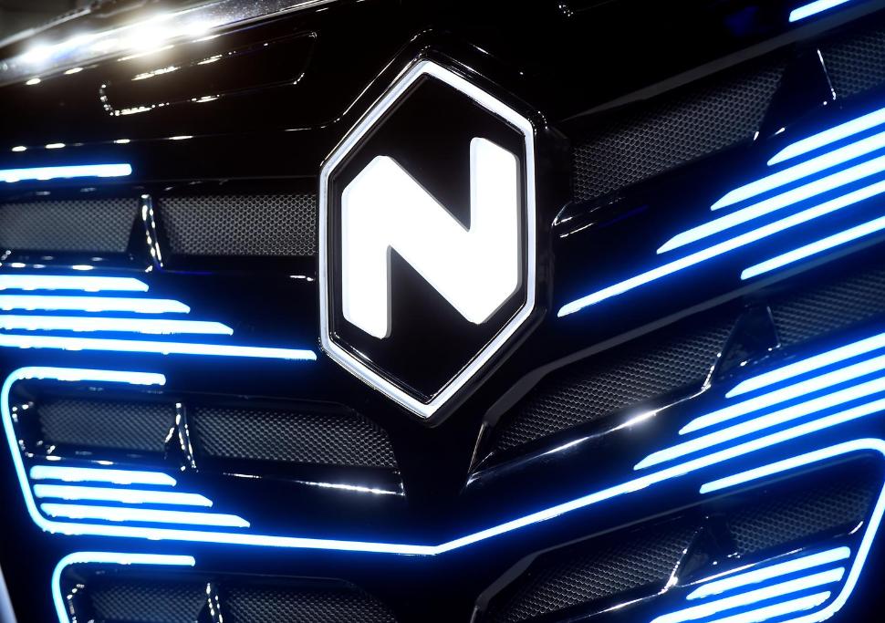 尼古拉正在建造电动卡车原型在2021年底推出