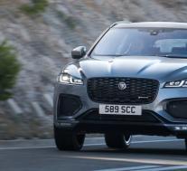 新款捷豹 F-Pace改款采用插电式混合动力车