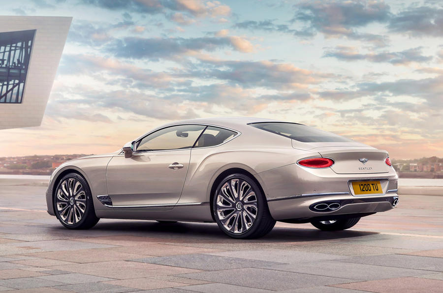 "宾利欧陆GT Mulliner Coupe是品牌的""豪华巅峰"""