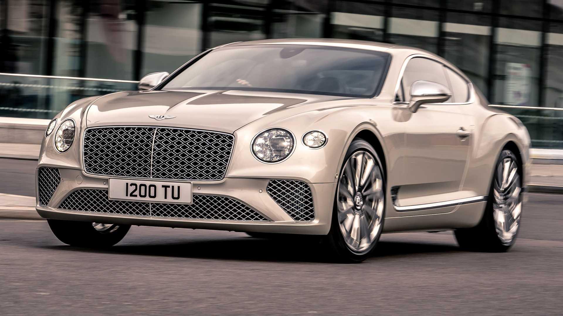 宾利欧陆GT Mulliner Coupe首次亮相豪华豪华旅行车